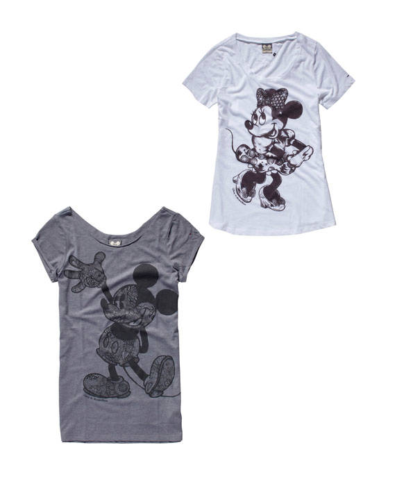camiseta Tommy/Disney CHICA