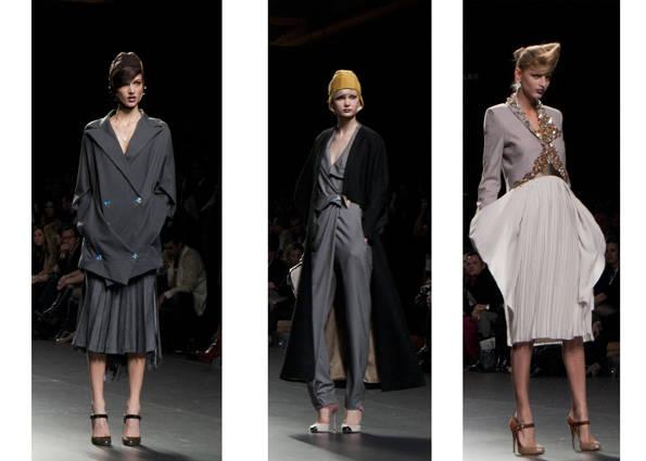 Propuestas Otoño-invierno 2012 de Ion Fiz en Madrid Fashion Week