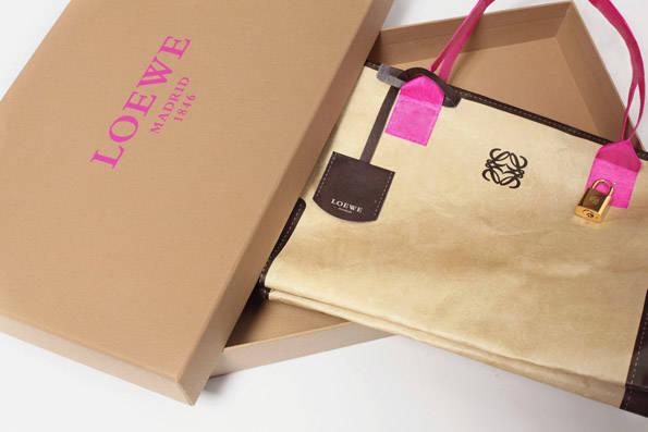 Loewe Oro Collection 2012 | Vanidad