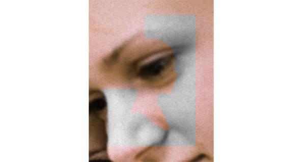 Collage perfiles de mujer