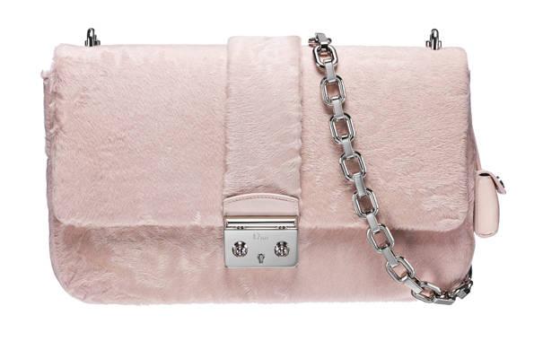 Miss dior pink fur