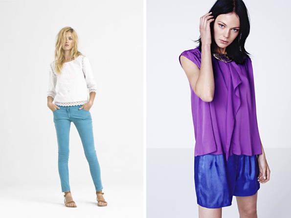 Camisetas de Masscob y H&M