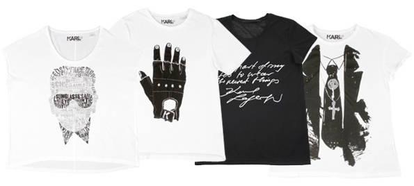 Camisetas Karl
