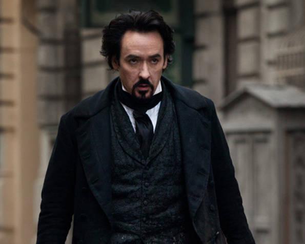 John Cusack como E.A.Poe