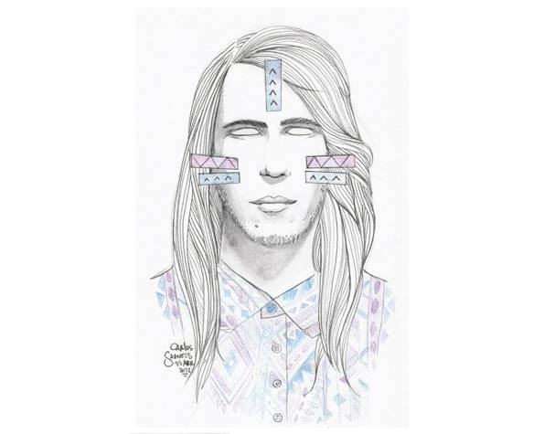 Ilustración Carlos Sadness