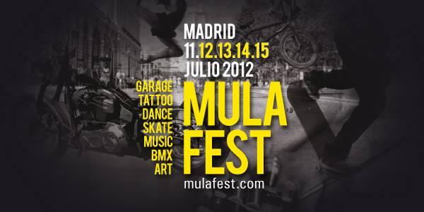 Madrid celebra el Mulafest