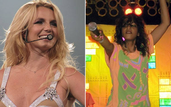 Britney Spears, Mia