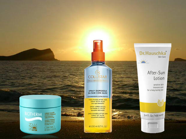 Productos after-sun