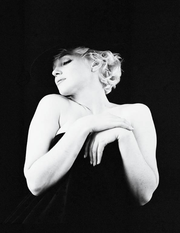 Marilyn Monroe por Milton Greene