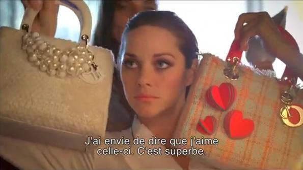 Marion Cotillard para Dior