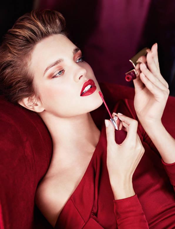 Natalia Vodianova, imagen de Rouge G L