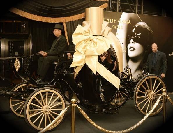 Lady Gaga perfume Fame