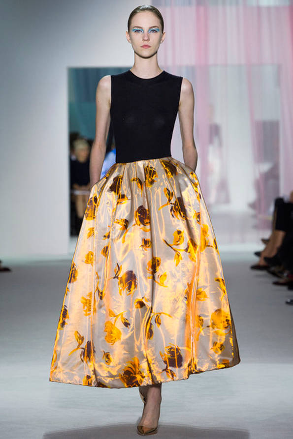 Fotos del desfile colección primavera-verano 2013 Christian Dior