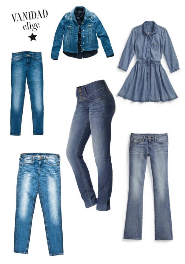 vanidad elige jeans para el otoño