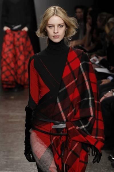 Desfile de la colección de otoño-invierno de Donna Karan