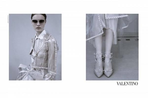 Campaña de Valentino por Sarah Moon