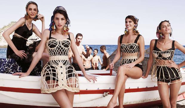 Campaña P/V 13 Dolce Gabbana