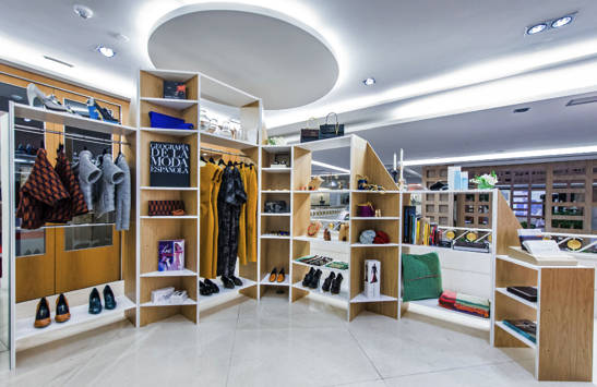 NH edition shop by Juanjo Oliva, hotel Hesperia Madrid