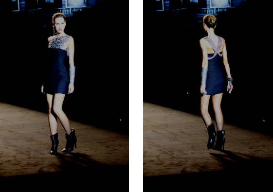 Madrid Fashion Week: ARISTOCRAZY look