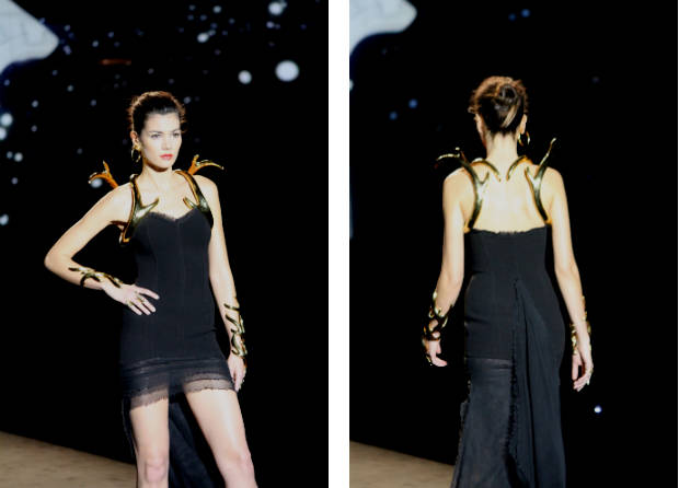 Madrid Fashion Week: ARISTOCRAZY looks
