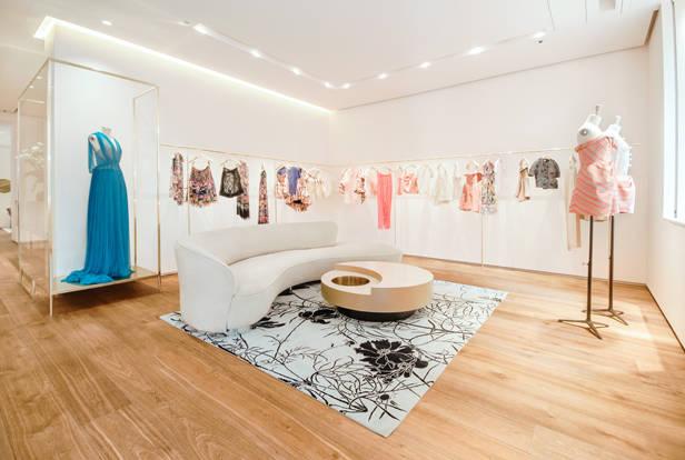 La nueva flagship store de DelPozo
