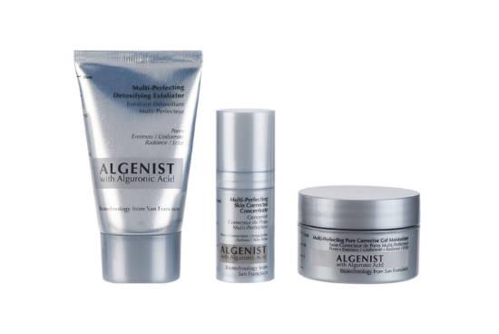 Nueva línea cosmética Algenist