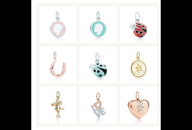 Charms de Tiffany