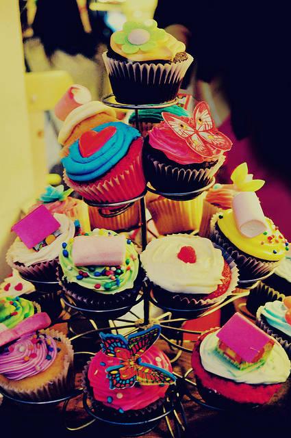 Nos encantaban, pero los cupcakes ya empiezan a cansar.
