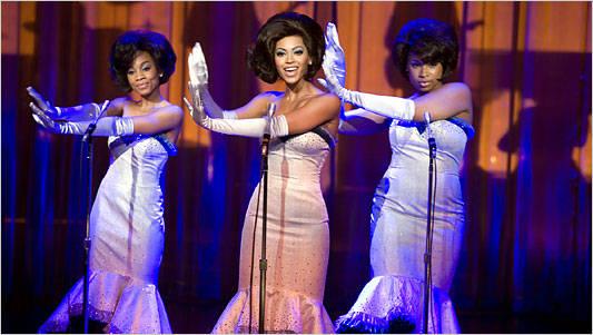 Beyoncé hace gala de sus curvas, pero de vez en cuando y por exigencias de guión ha cometido sacrilegios con la alimentación