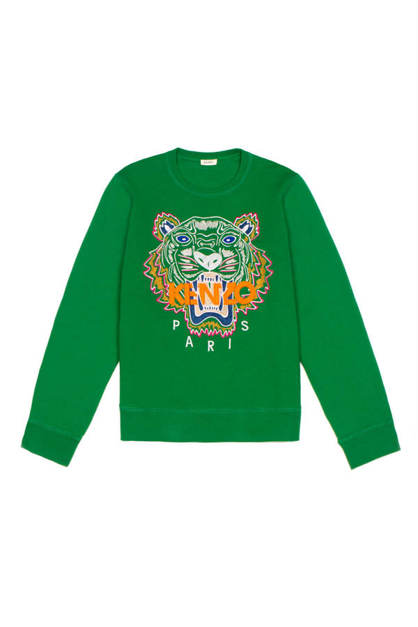 El tigre de Kenzo ha conquistado a medio mundo