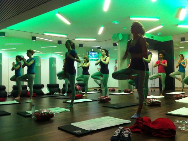 Body balance en Virgin Active (Capitán Haya,1)