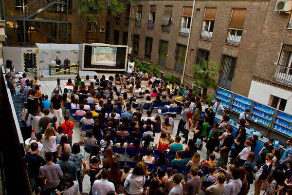Cocktail en IED Madrid
