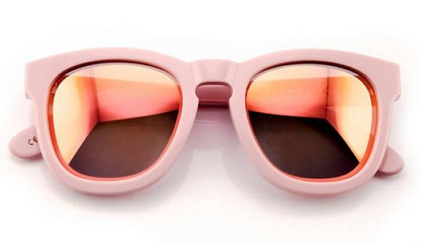 Gafas con cristal espejo de Wildfox