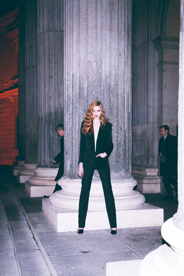 Total look de Karl Lagerfeld