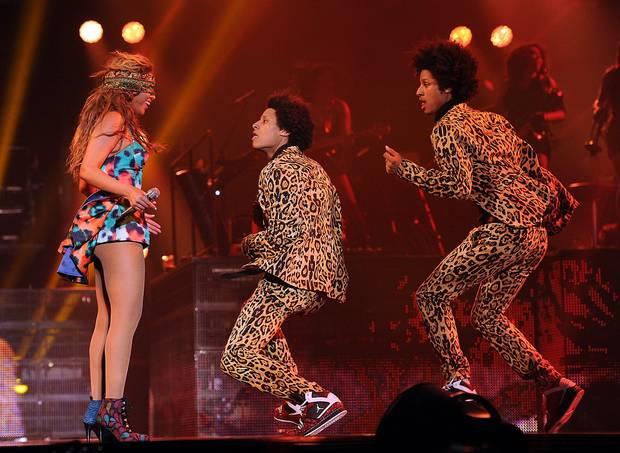 Beyoncé al estilo jungle