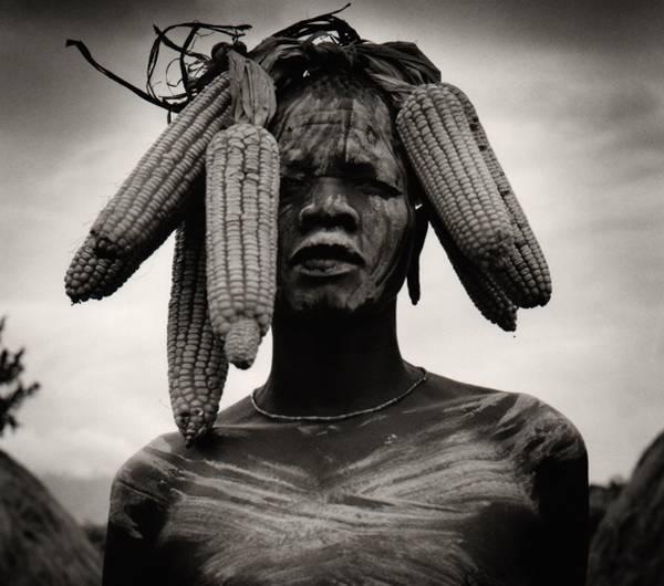 Etíope, de Doctor Haluro Vázquez (Retratos)