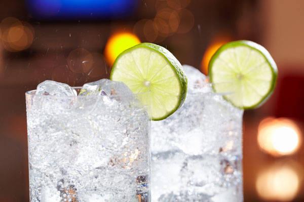 Un par de Gin Tonics