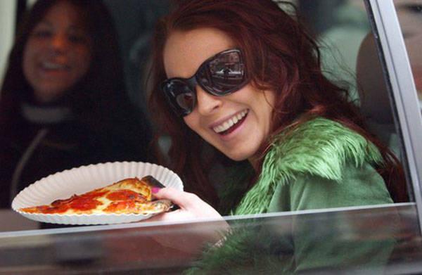 Lindsay Lohan no es de esas