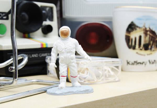 El cosmonauta