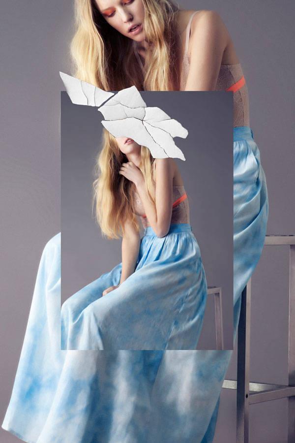 Falda de Guess Body de Undiz