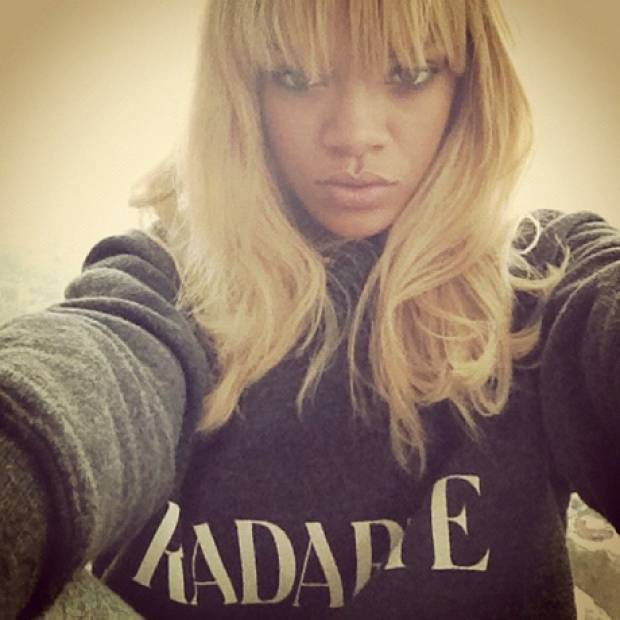 Rihanna RADARTE
