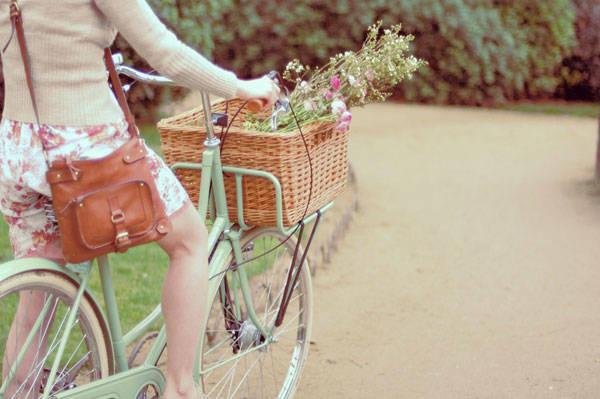 Postureo bicicleta