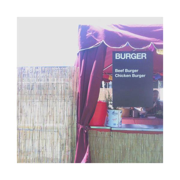 Hamburguesa para dos en el Sónar