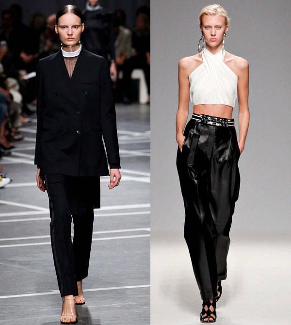 Colecciones P/V 2013 de Givenchy y Balmain