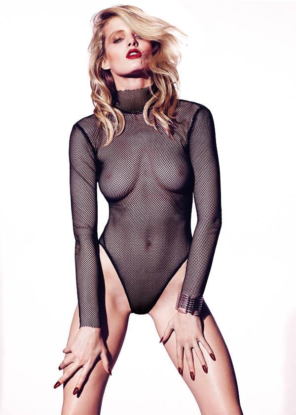 Body de María Escoté para Le Swing Pulsera vintage Laca de uñas LE vernis Please! Rouge Interdit de Givenchy