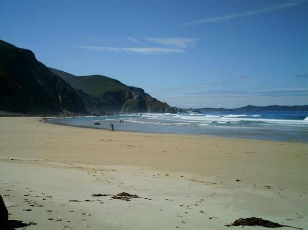 Playa Campelo, Valdoviño, A Coruña