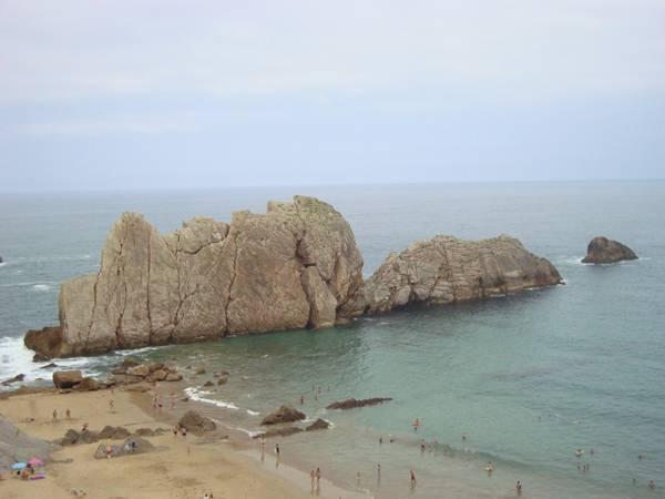 Playa La Arnia, Liencres, Cantabria