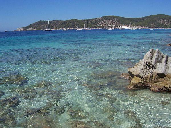 Playa Ses Salines, Ibiza
