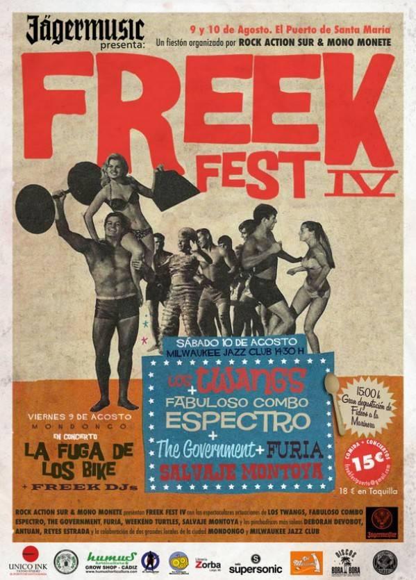 Cartelazo Freek Fest