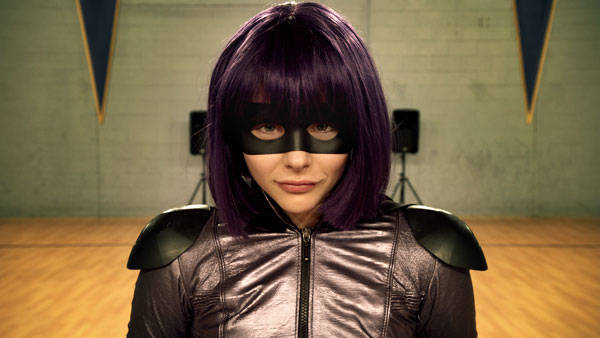 Hit Girl en Kick-Ass 2
